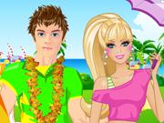 باربي وكي بحفلة الشاطئ