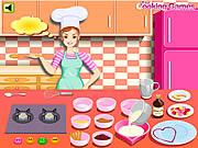 باربي تطبخ مهلبية عيد الحب